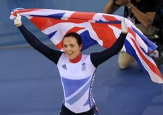 Victoria Pendleton wins Gold with the British Keirin Team