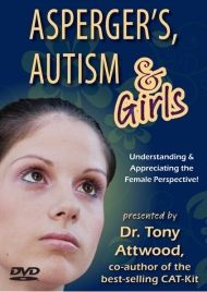 DVD Review: Aspergers, Autism & Girls - - Pinned by @PediaStaff – Please visit http://ht.ly/63sNt for all (hundreds of) our pediatric therapy pins