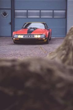 Throughout the early stages of the Jaguar XK-E, the lorry was supposedly planned to be marketed as a grand tourer. Maserati Merak, Classic Sports Cars, Classic Cars, French Classic, Manx, Vintage Racing, Vintage Cars, Automobile, Car Racer