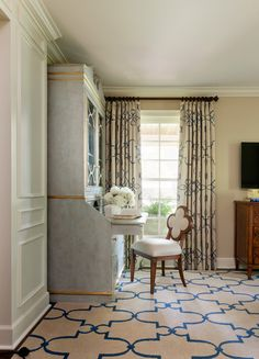Tobi Fairley Interior Design, Little Rock, AR.
