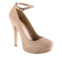Amazon.com: ALDO Wolny - Women High Heel Shoes - Natural - 9: Shoes