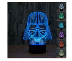 Darth-Vader-3D-Lamp-Star-Wars-Optical-Illusion-Table-Desk-Night-Light-Disney