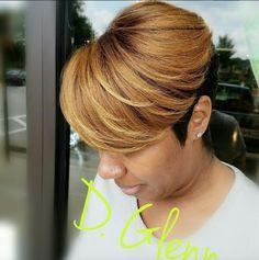 Perfection by @iamdeangeloyglenn - http://community.blackhairinformation.com/hairstyle-gallery/short-haircuts/perfection-by-iamdeangeloyglenn/