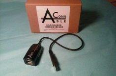 Rosebuds Reviews: Ableconn USB 2 HUBI really liked the slim design...