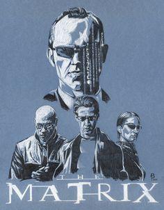 The Matrix by *abraun