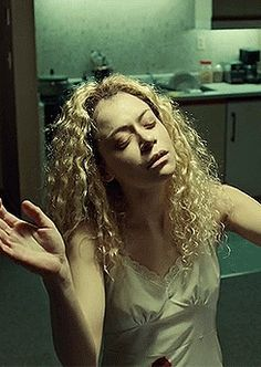 "93 Things I Now Know After Binge-Watching ""Orphan Black"" this account very accurately catches anyone up on this show if they wanna just start on season 2"