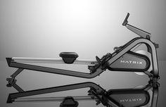 Matrix Rower - by Yifei Zha and Mrako Fenster / Core77 Design Awards:
