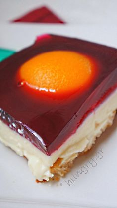 Jelly Desserts, Dessert Recipes, Fruit Pie, Cravings, Panna Cotta, Cheesecake, Vanilla, Pudding, Ethnic Recipes