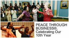 Rwandan and Afghan Women and YOU = More #PeaceThroughBusiness