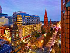 Westin Melbourne: Australia Resorts …..