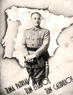Búscame en el ciclo de la vida: ¿Dónde estamos? ... Se preguntaba Franco en 1937