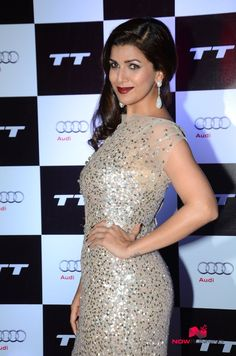 Nimrit Kaur At The New Audi Launch