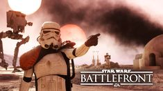 Star Wars Battlefront Gameplay Launch Trailer : This has GOT to be the best trailer ever...