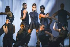cool Ariana Grande's soaring new tour trades candy pop for something deeper (PHOTOS) Check more at https://epeak.info/2017/02/24/ariana-grandes-soaring-new-tour-trades-candy-pop-for-something-deeper-photos/