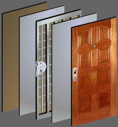 ¿Sabes en que se diferencian las puertas acorazadas respecto a las blindadas? ¿Cuál te conviene más? www.madrid-cerrajeros.es/puerta-acorazada-vs-puerta-blindada/