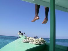 Snorkeling Excursion In Jamaica: Out on the boat with 8 friends. Fantastic snorkeling and a great adventure from the time we left the dock! #travel