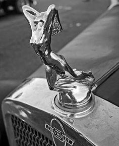 Ornament  do  Chevrolet  -  1920