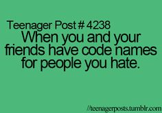 HAHAHAHA so true :-D