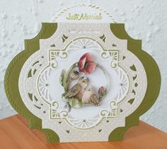 Inspiration Boards, Design Inspiration, Marianne Design, Wedding Cards, Cardmaking, Card Ideas, Decorative Plates, Stamps, Projects To Try