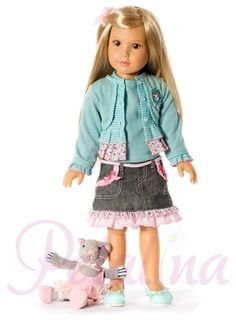 Julia, a new Kidz 'n' Cats play doll for 2014