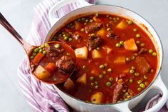 A Vegetable Beef Stew For Those Winter NightsDelish