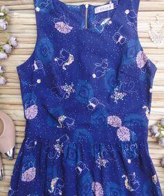 vestido bichos fofinhos! (novo) - vestidos kitson