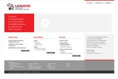 Joris Gaigne DA graphiste webdesigner freelance toulouse : la ruche
