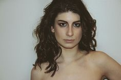 Edgy photoshoot #makeup #hair
