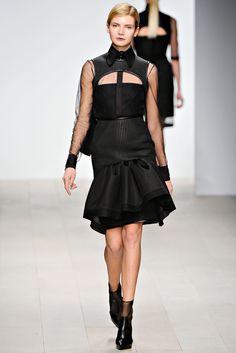David Koma   Fall 2012 Ready-to-Wear Collection