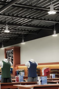 Fixtures designed to deliver the energy savings and shopper-friendly experience