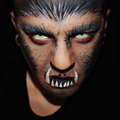 big bad wolf makeup - photo #19