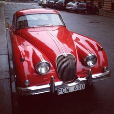 Jaguar XK150, 1959