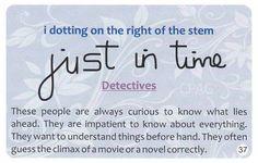 Detective types