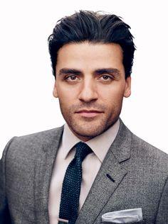 Oscar Isaac for GQ