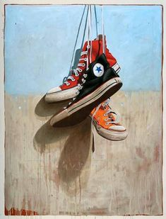 34 Ideas For Sneakers Art Drawing Converse Converse All Star, Converse Shoes, Dark Skin Models, Stan Smith Sneakers, Sneaker Art, Greek Art, Shoe Art, Best Sneakers, Painted Shoes