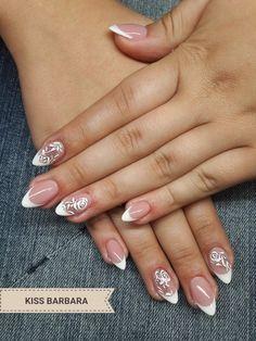 Acrylic Nails, Nail Designs, Nail Art, Beauty, Nail Stuff, Nail Polish Art, Nail Desings, Beleza, Nail Design