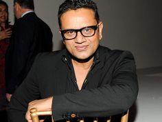 El diseñador de las celebrities, Naeem Khan, participa en Barcelona Bridal Fashion Week