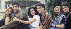 8 Behind-The-Scenes Stories You've Never Heard About 'Friends' - I actually didn't know some of these!