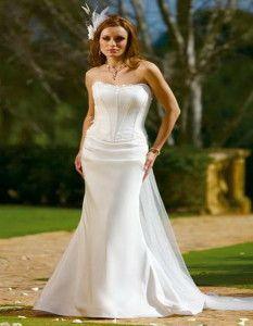simple elegant wedding dresses uk