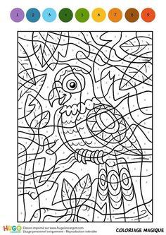 Crayola Coloring Pages, Kindergarten Coloring Pages, Summer Coloring Pages, Colouring Pages, Printable Coloring Pages, Coloring Books, Color By Numbers, Paint By Number, Preschool Art