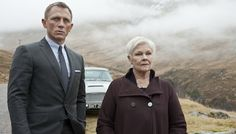 Skyfall - Bond and M  http://cdn1.screenrant.com/wp-content/uploads/Daniel-Craig-Judi-Dench-Skyfall.jpg