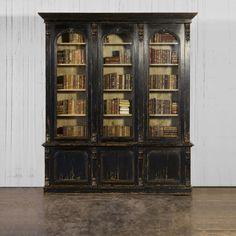ralph lauren bookcase