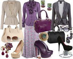ShopStyle: Make It Work: Maxi Skirts #1 by ECS-Fashion Forward