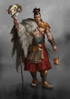 Jehammedans-archetype by Marko-Djurdjevic.deviantart.com on @deviantART