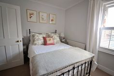 Sew Graceful: Main Bedroom - adding some finishing touches...