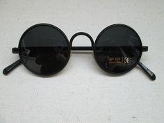 1 coole Sonnenbrille dicker Rahmen Retro Hippie Goa Brille Nerdbrille 70s  rund 2 Leave A Comment eb4d2a196c8e