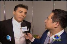 Entrevista A Cristian Castro En El Gordo Y La Flaca