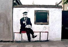 Banksy - Highbury