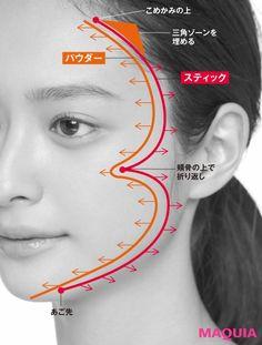 Tips To Keep Your Skin Young And Beautiful Japanese Makeup, Korean Makeup, Korean Skincare, Makeup Tips, Beauty Makeup, Eye Makeup, Makeup Tutorials, Makeup Trends, Asian Makeup Before And After