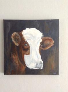 De bonte koe